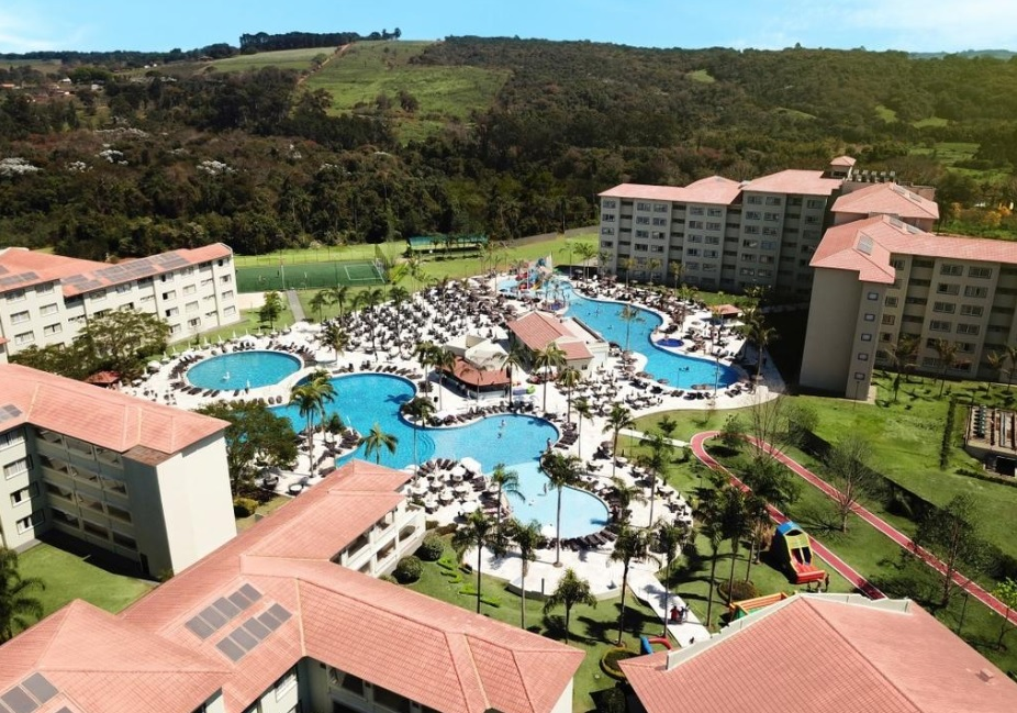 hotel taua hotel convention atibaia